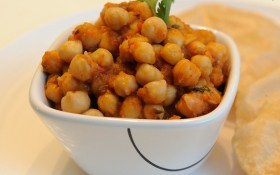 Channa Masala (Chick Peas)