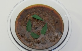 Pulihora Paste (Pulikaichal / புளிகாச்சல்)