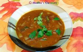 Onion Vetha Kuzhambu