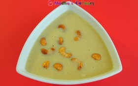 Coconut and Rice Payasam (Pudding)