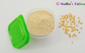 Paruppu Podi / Dal Powder (பருப்பு பொடி)