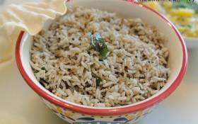 Ellu Saadam / Sesame Seed Rice