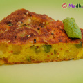Handvo / Vegetable Cake
