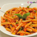 Red Lenthil Penne Pasta